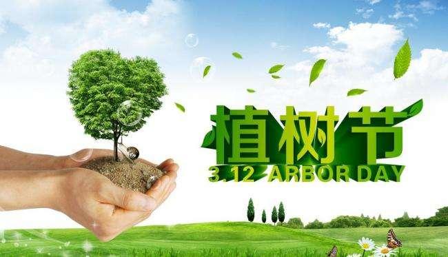 【有用】绿化祖国,人人有责!东明铝焊丝、铝线材厂家提醒大家三月植树节到啦!