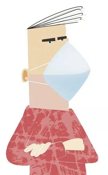 予州化工小编友情提醒:正确戴口罩,有效防疫情!